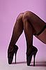 ID 3104979 | Sexy Frauen-Beine in Strümpfen | Foto mit hoher Auflösung | CLIPARTO