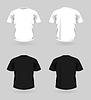 Set von T-Shirts