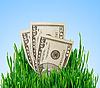 Geldmengenwachstum. Finanzielle Konzept. | Stock Foto