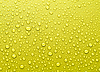 Schöne goldene Wassertropfen als Hintergrund | Stock Foto