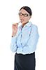 ID 3021594 | Young businesswoman. | Foto stockowe wysokiej rozdzielczości | KLIPARTO