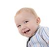 Portret szczęśliwy dziecka | Stock Foto