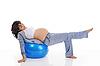 ID 3021711 | Piękna kobieta w ciąży | Foto stockowe wysokiej rozdzielczości | KLIPARTO