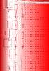 Czerwone tło z kwadratów | Stock Vector Graphics