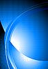 Bright niebieskim tle streszczenie | Stock Vector Graphics