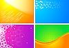 추상 비즈니스 카드 | Stock Vector Graphics