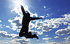 ID 3023420 | Szczęśliwy młody człowiek | Foto stockowe wysokiej rozdzielczości | KLIPARTO