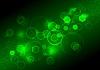 grün-schwarzer Hintergrund