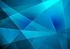 ID 3024663 | Blauer abstrakter Hintergrund | Stock Vektorgrafik | CLIPARTO