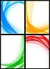 ID 3024820 | Einfache abstrakte Hintergründe | Stock Vektorgrafik | CLIPARTO