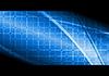 파란색 기술적 배너 | Stock Vector Graphics