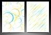 ID 3024960 | Abstrakte Linien und Kreise | Stock Vektorgrafik | CLIPARTO