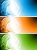 ID 3026239 | Jasne transparenty z pierścieniami | Klipart wektorowy | KLIPARTO