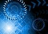 ID 3032415 | Niebieski projekt techniczny | Klipart wektorowy | KLIPARTO