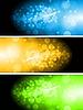 Kolorowe wzory Boże Narodzenie | Stock Vector Graphics