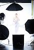 ID 3023081 | Schöne Modell-Frau posiert im Studio | Foto mit hoher Auflösung | CLIPARTO