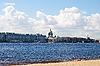 ID 3025523 | Eremitage und St. Isaak-Kathedrale | Foto mit hoher Auflösung | CLIPARTO
