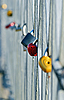 ID 3026134 | Замочки на мосту | Фото большого размера | CLIPARTO