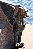 ID 3031796 | Griffin w nasyp Schmidt porucznika. Petersburg | Foto stockowe wysokiej rozdzielczości | KLIPARTO