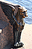 ID 3031796 | Грифон на набережной Лейтенанта Шмидта | Фото большого размера | CLIPARTO
