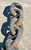 ID 3031811 | Rusty łańcucha | Foto stockowe wysokiej rozdzielczości | KLIPARTO