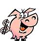 Schwein-Sparbüchse
