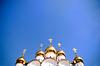 ID 3284435 | Goldene Kuppeln der Kirche | Foto mit hoher Auflösung | CLIPARTO