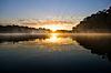 Piękny wschód słońca | Stock Foto
