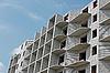 Budynek w trakcie budowy | Stock Foto