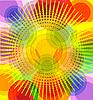 ID 3037895 | Abstrakter sonniger Hintergrund | Stock Vektorgrafik | CLIPARTO