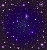 Nachthimmel mit Sternen | Stock Vektrografik
