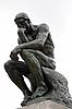 ID 3038546 | Denker von Rodin | Foto mit hoher Auflösung | CLIPARTO