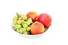 ID 3048857 | Obst auf dem Teller | Foto mit hoher Auflösung | CLIPARTO