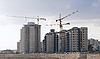 Bau von Wohngebäuden | Stock Photo