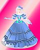 ID 3051330 | Dziewczyna bow | Klipart wektorowy | KLIPARTO