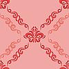 Bezszwowe wzór dekoracyjny | Stock Vector Graphics