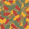 ID 3065289 | 가을 배경 나뭇잎 | 벡터 클립 아트 | CLIPARTO