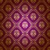 Adamaszek bezszwowe kwiatowy wzór | Stock Vector Graphics