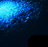 ID 3040054 | Geometric tech background | Stockowa ilustracja wysokiej rozdzielczości | KLIPARTO