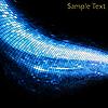 ID 3040457 | Mozaika geometryczna niebiesko | Stockowa ilustracja wysokiej rozdzielczości | KLIPARTO