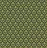 Nahtloser grüner ornamentaler Hintergrund