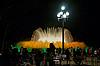 ID 3039883 | Berühmter Montjuic Brunnen in Barcelona in der Nacht | Foto mit hoher Auflösung | CLIPARTO
