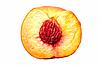 Fresh peach | Stock Foto