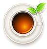 ID 3050558 | Filiżanka herbaty | Klipart wektorowy | KLIPARTO