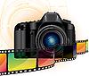 Kamera und Film