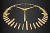 ID 3051168 | Czas jest złotem | Klipart wektorowy | KLIPARTO