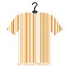 T-Shirt als Barcode