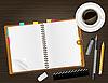 ID 3159548 | Tagebuch mit Foto | Stock Vektorgrafik | CLIPARTO