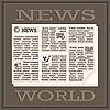 Nachrichten-Welt