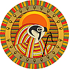 ägyptischer Gott Ra